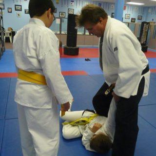 Martial Arts Training at Goshin Ju Jitsu of Lakewood Ranch