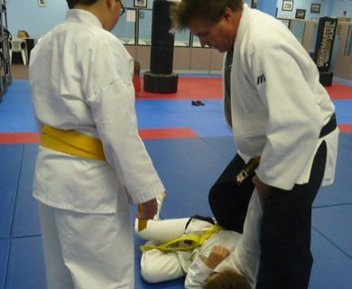 Martial Arts Training at Goshin Ju Jitsu of Lakewood Ranch
