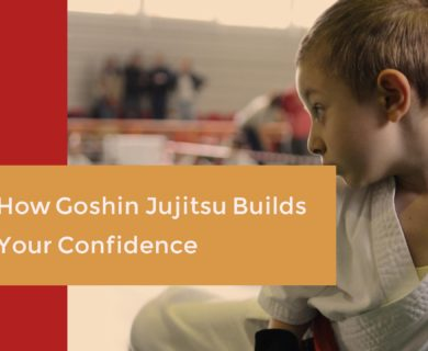 How Goshin Jujitsu Builds Your Confidence