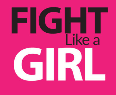 What it means to fight like a girl