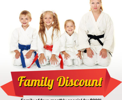 Family Discount Rates