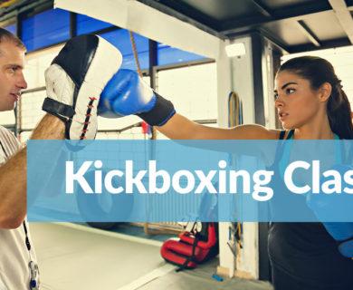 Kick-Boxing classes