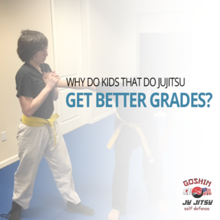 Why Kids Who Do JuJitsu Get Better Grades